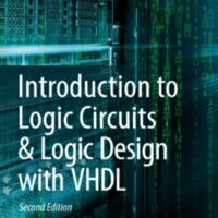 2019 Book Introduction To Logic Circuits and Logic design with VHDL